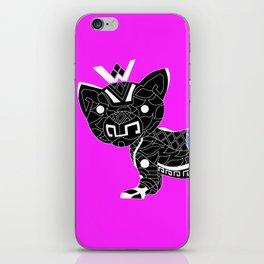Cougar del mar ecopop iPhone Skin