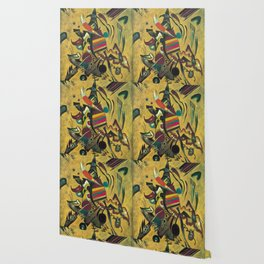 Wassily Kandinsky - Points Wallpaper