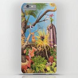 Darwin's Eden (side 2) iPhone Case