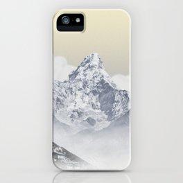 Ama Dablam, Nepal iPhone Case