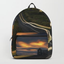 Remians Of The Past Backpack