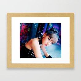 BLACKPINK Lisa Kill This Love Fanart Framed Art Print
