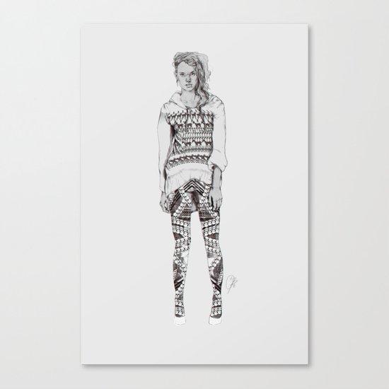 Bellgrey Canvas Print
