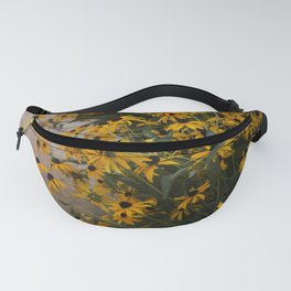Path of Black-Eyed Susan's Fanny Pack