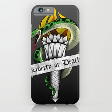 Liberty or Death Slim Case iPhone 6s