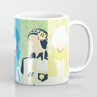 dmmd Mugs featuring DMMD by Ocelotdude Designs