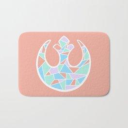 Rebel Alliance Coral Bath Mat
