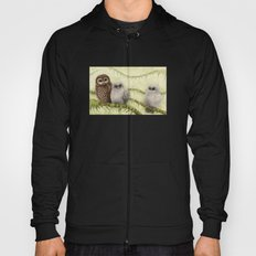 Northern Spotted Owls Hoody