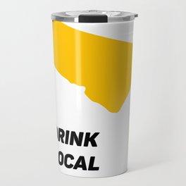Georgia Drinking Team Beer Lovers Drink Local Travel Mug