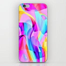 Kromatopia iPhone Skin