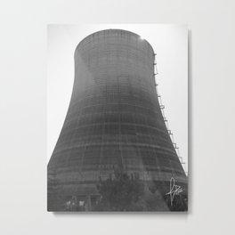 Cooling Metal Print