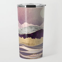 Lunar Waves Travel Mug