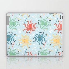 Nerdy Octopuses Laptop & iPad Skin
