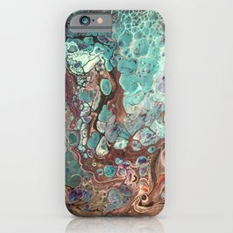 Cell Planet iPhone Case