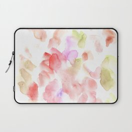 170722 Colour Loving 2  |Modern Watercolor Art | Abstract Watercolors Laptop Sleeve