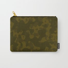 Camouflage - Olive Carry-All Pouch