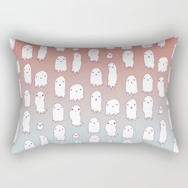 Lil Ghosties Rectangular Pillow