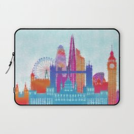 London Dreams  Laptop Sleeve