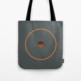 catch    anthracite & ocher Tote Bag