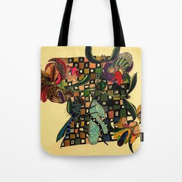 nothing can touch them now Tote Bag