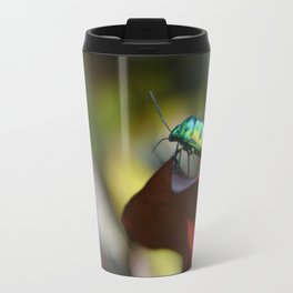 Iridescent Bug (Philippines) Travel Mug
