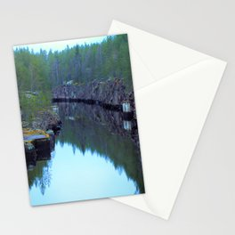 Tranquil Reflections Stationery Cards