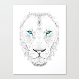 aslan Canvas Print