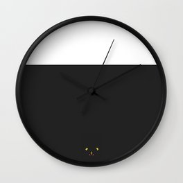 Umbreon Wall Clock