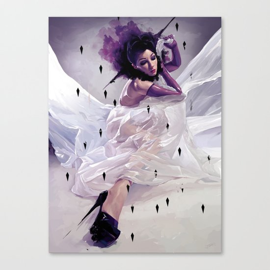 Resilient Canvas Print