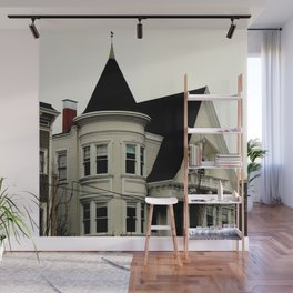 Ghostly Gothic Wall Mural