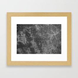 Concrete 2 Framed Art Print