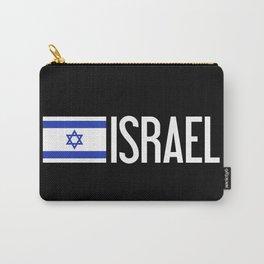 Israel: Israeli Flag & Israel Carry-All Pouch