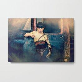 Imperator Furiosa Metal Print