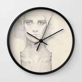 He Has it Too Wall Clock