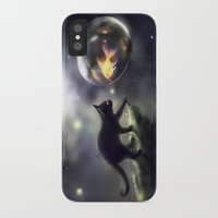 the thing iPhone & iPod Cases featuring mutual thing by apofiss