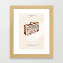 Eveline - 100 Years of Dubliners Framed Art Print