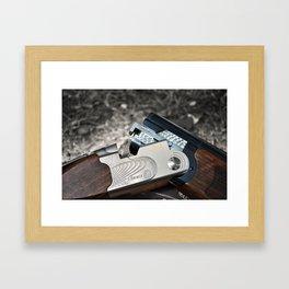 686E Framed Art Print