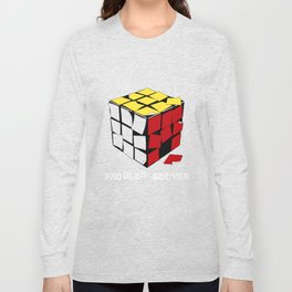 Problem Solver Long Sleeve T-shirt