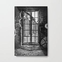 Standstill Metal Print
