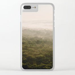 Kentucky from the Air II Clear iPhone Case