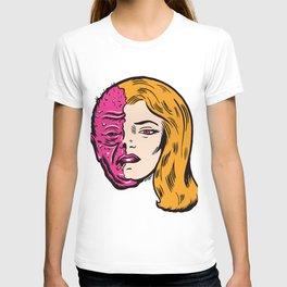 Two-fete T-shirt