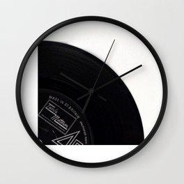 Motown Vinyl : Music Memories Wall Clock