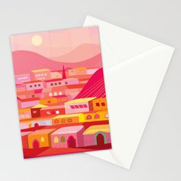 San Miguel Afternoon Stationery Cards