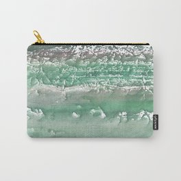 Dark sea green Carry-All Pouch