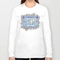 robert farkas Long Sleeve T-shirts featuring Robert by JMcCombie
