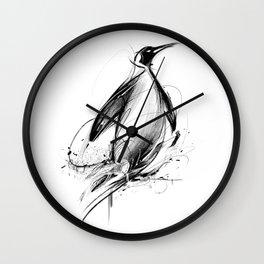 Pingüino Wall Clock