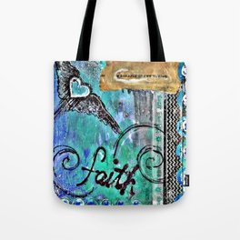 Faith in the Journey Tote Bag