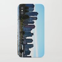 vancouver iPhone & iPod Cases featuring vancouver by LeoTheGreat