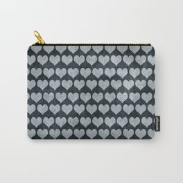 Rustic Hearts Carry-All Pouch