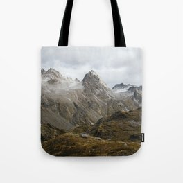 Hatcher Pass, Alaska Tote Bag